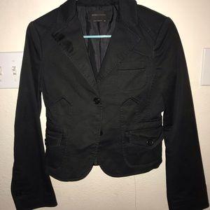 BCBGMAXAZRIA Blazer size 2 (black)